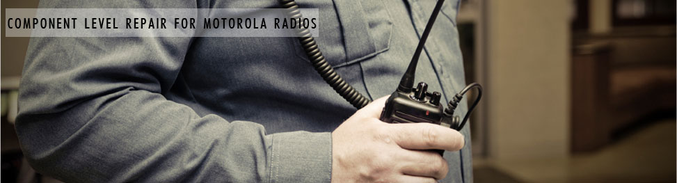 Portable Radio Repair